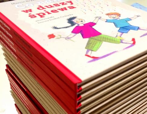 książeczka dla dzieci drukarnia offsetowa warszawa