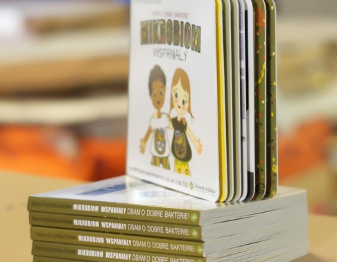 Książeczka dla dzieci. Drukarnia Efekt - druk książek Warszawa.