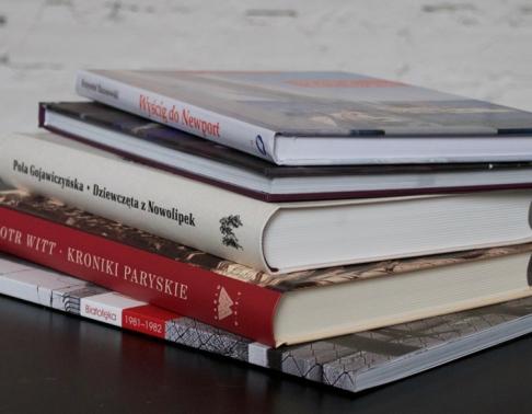 Różne formaty i oprawy. Drukarnia Efekt - druk książek Warszawa.