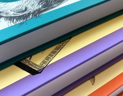 seria książek drukarnia offsetowa efekt warszawa
